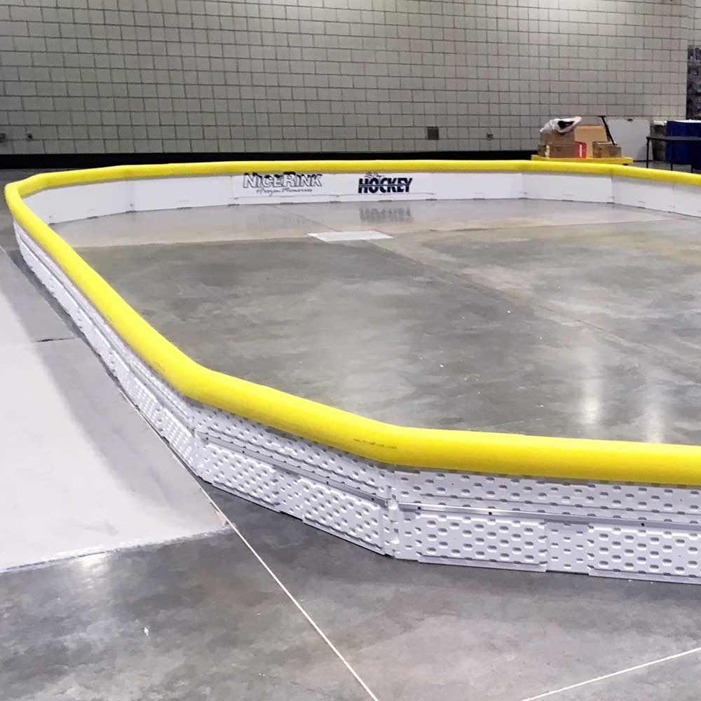 Floorball Boards Rink Package