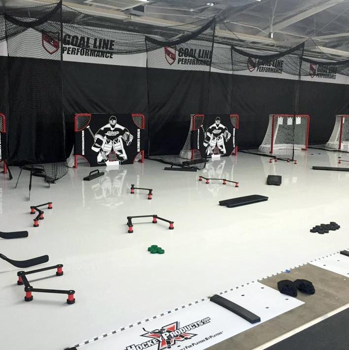 Custom Training Facility Tarps