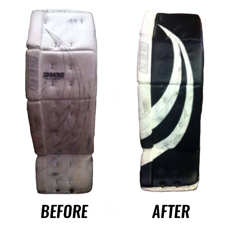 Pad Wrap (Synthetic Leather)