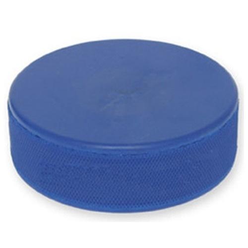 Blue Lightweight Rubber Hockey Puck (4oz)