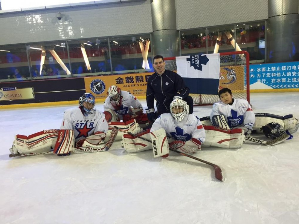 Growing the Game: Peter Ing in China