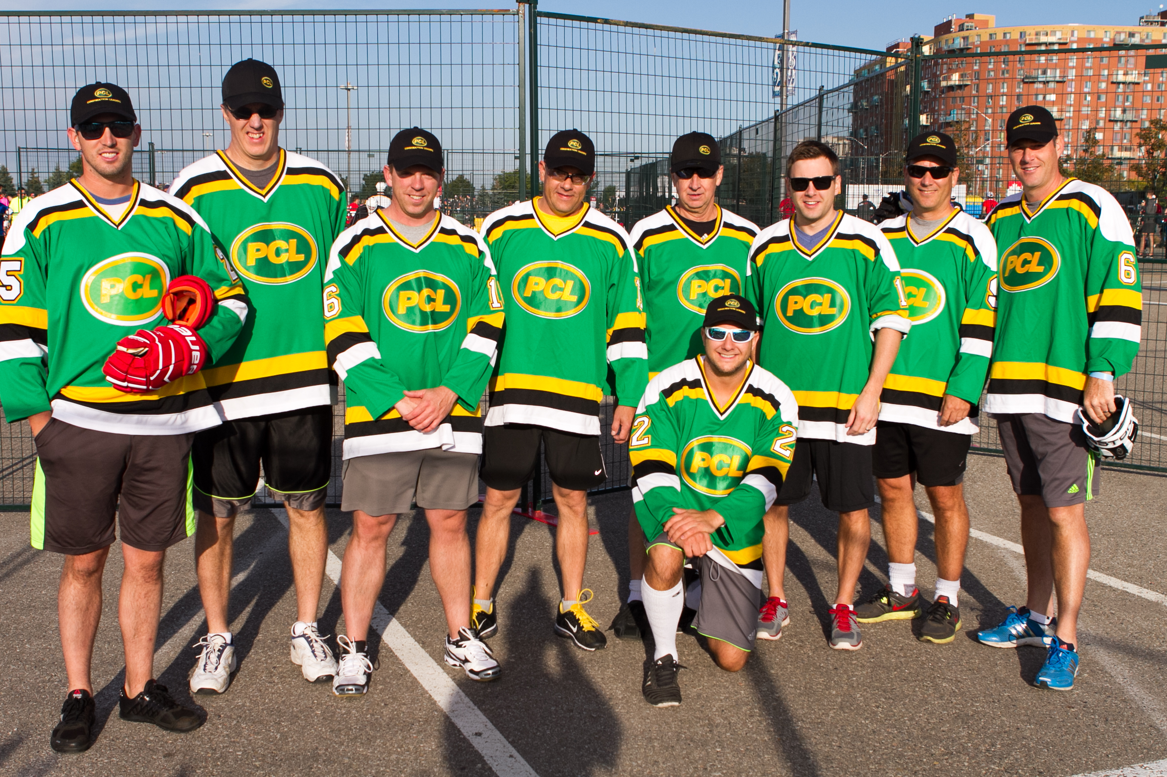 Scotiabank Road Hockey to Conquer Cancer