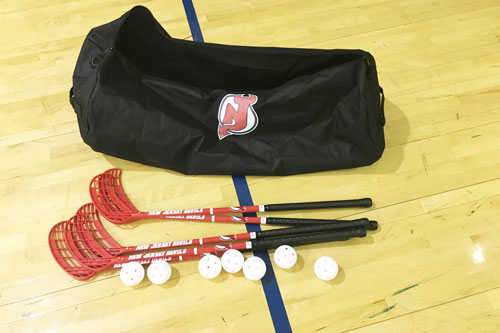 Street Devils Floor Hockey Initiative 2017-18