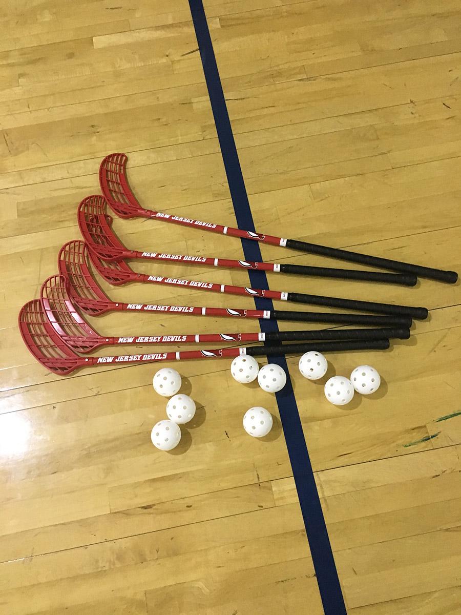 Street Devils Floor Hockey Initiative 2017-18