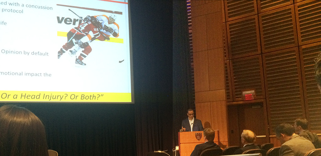 The 13th Annual Sports Concussion, Traumatic Brain And Spine Injury Conference