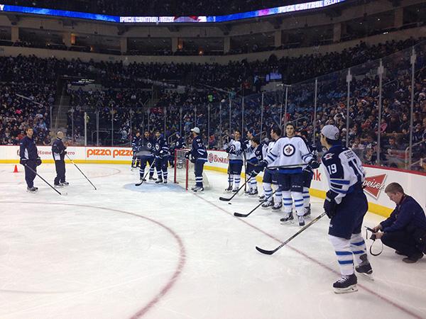 Winnipeg Jets 7th Annual Skills Competition