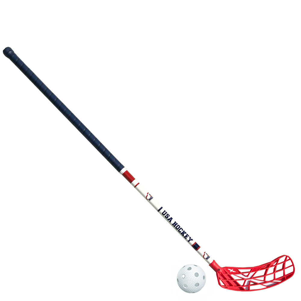 USA Hockey Floor Hockey Stick
