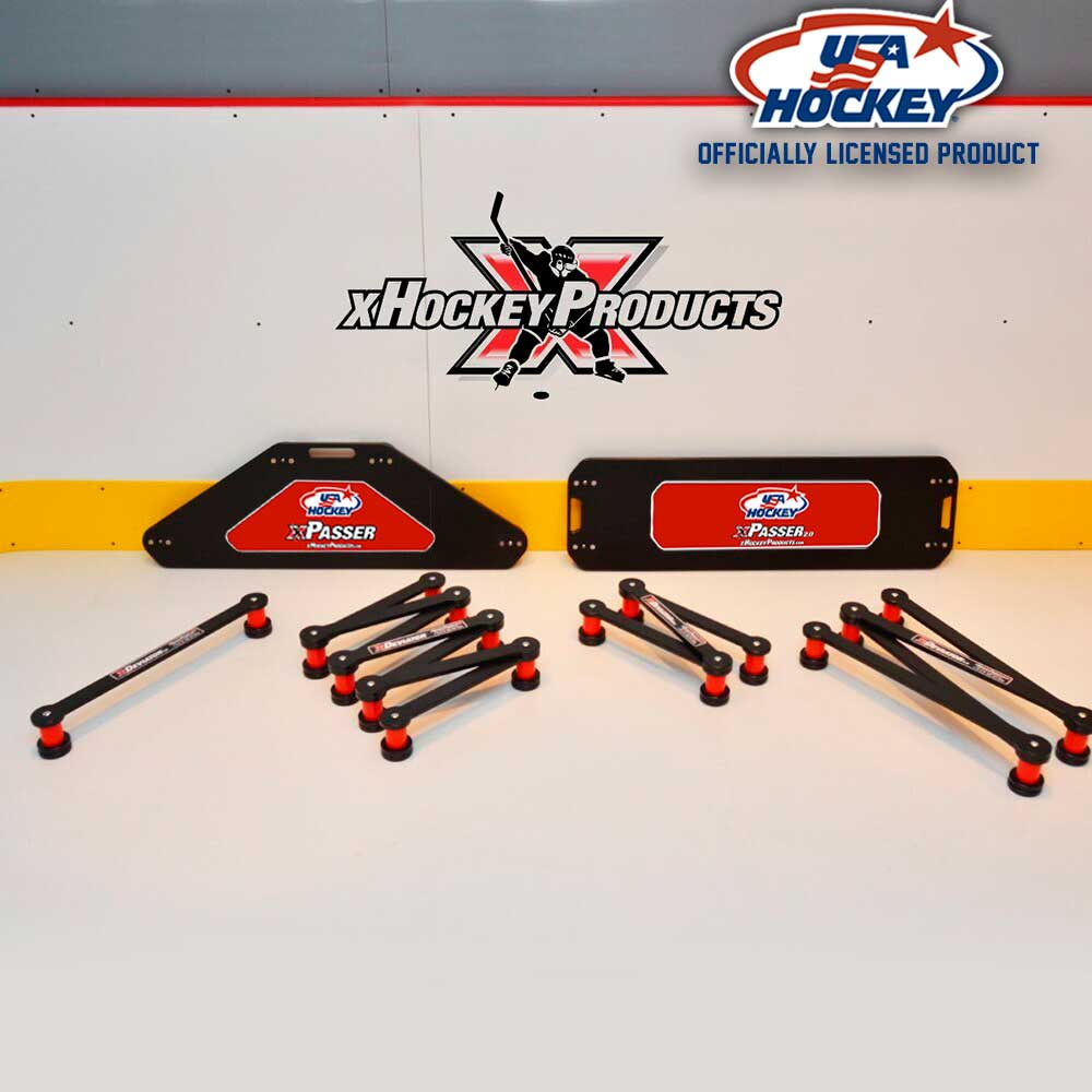 USA Hockey xDeviator Mini Stickhandling Trainer