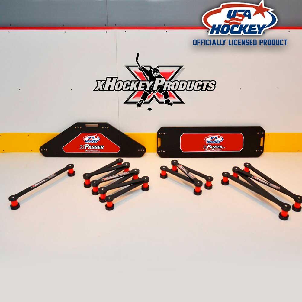USA Hockey xDeviator Mini Stickhandling Trainer