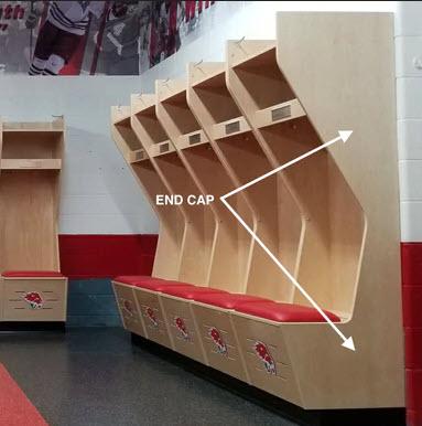 ProTeam 300 Hockey Locker at xHockeyProducts.com USA