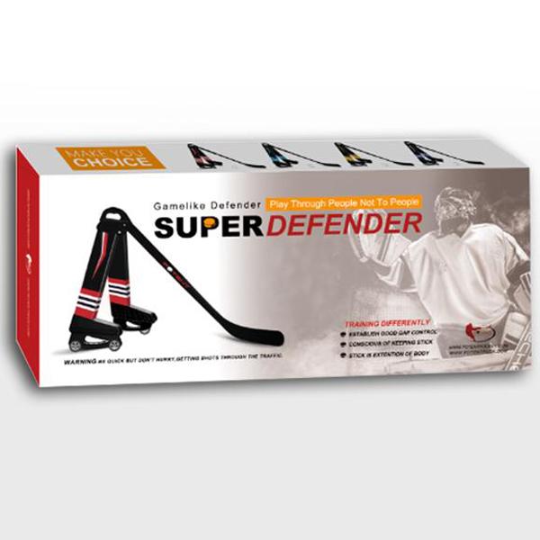 The Potent Super Defender