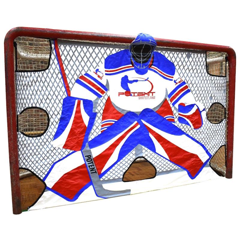 Potent Hockey Shooter Tutor
