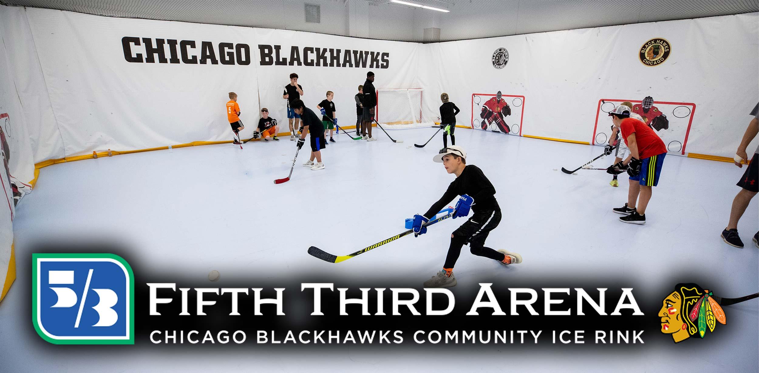 Fifth Third Arena Skills Studio