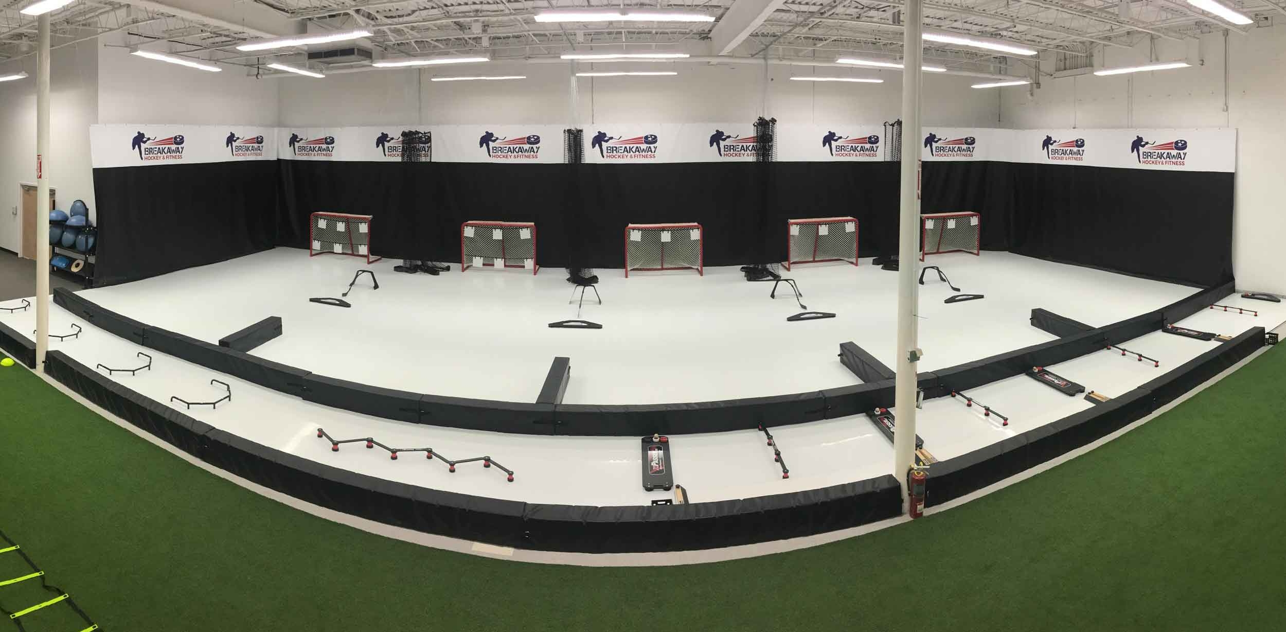 Breakaway Training Facility