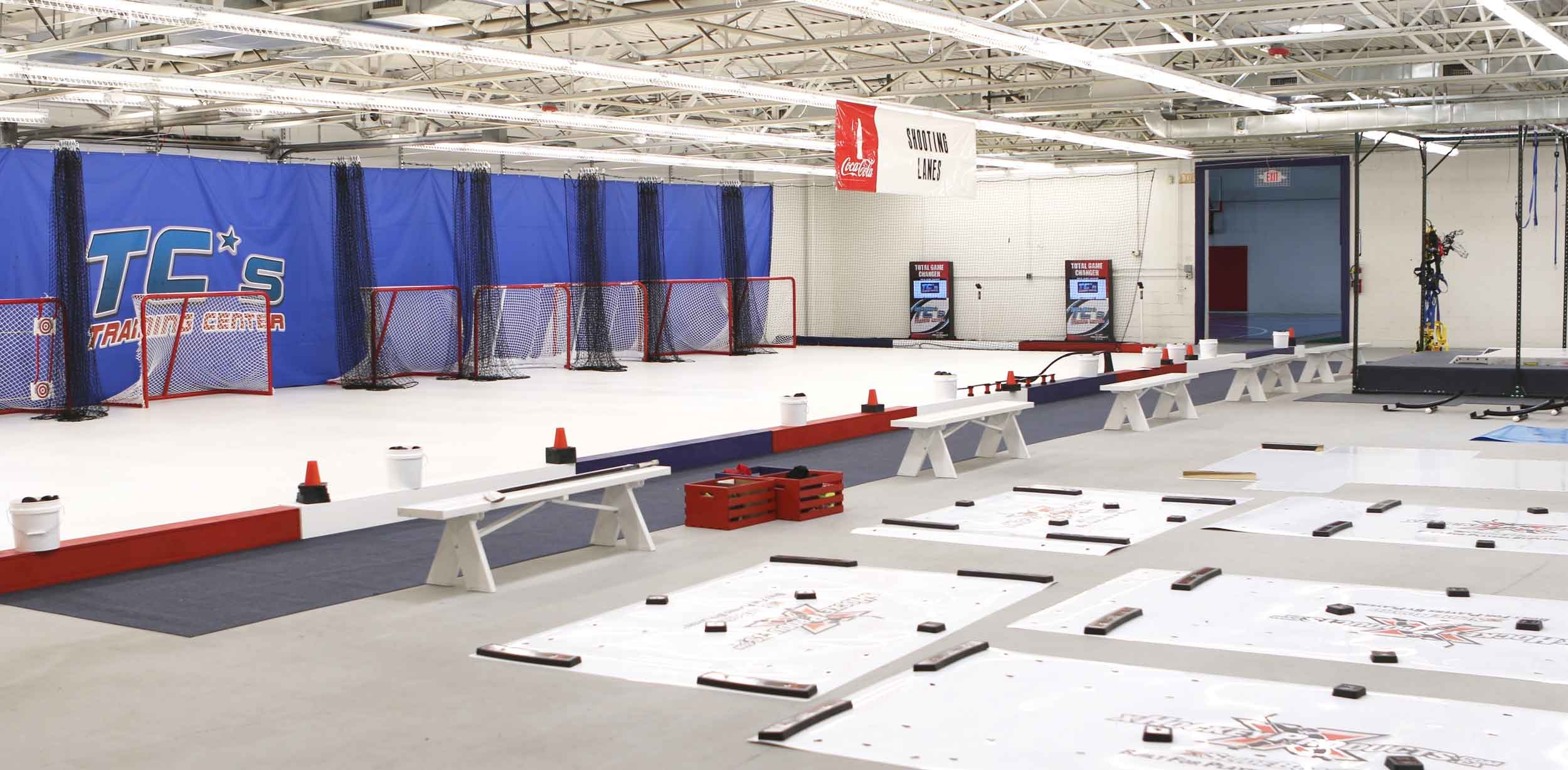 TC's Training Facility