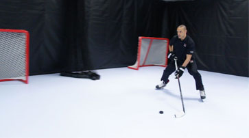 Passing & Stickhandling