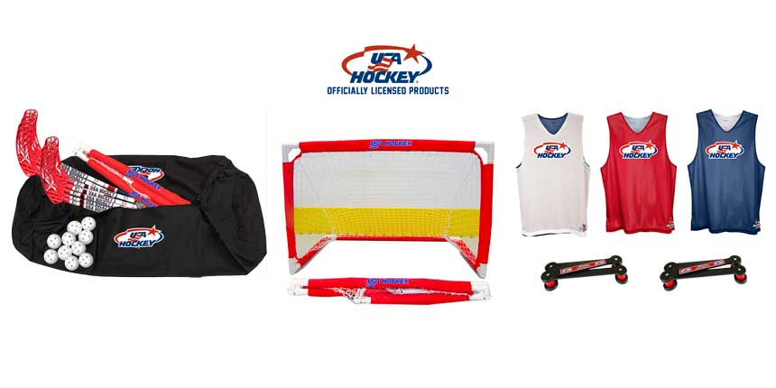 USA Hockey Floor Hockey Kits