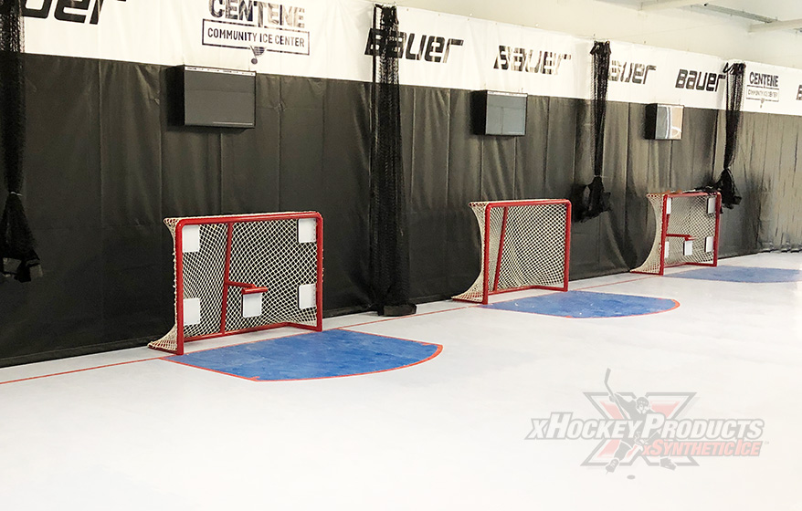 xSynthetic Ice™ Goalie Creases