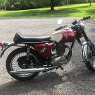 Classic British Motorcycles For Sale - 1967 BSA B44 Shooting Star Restored