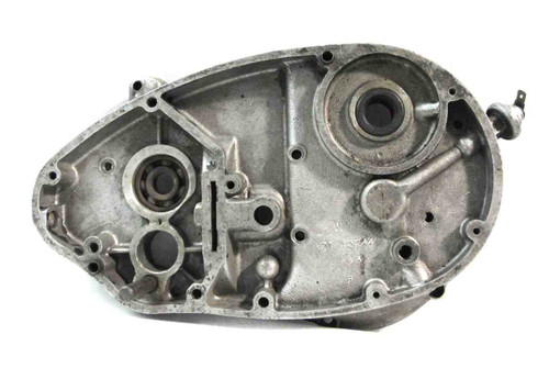 LATE MODEL BSA B44 TRIUMPH 250 INNER TIMING COVER - USED - LAST ONE