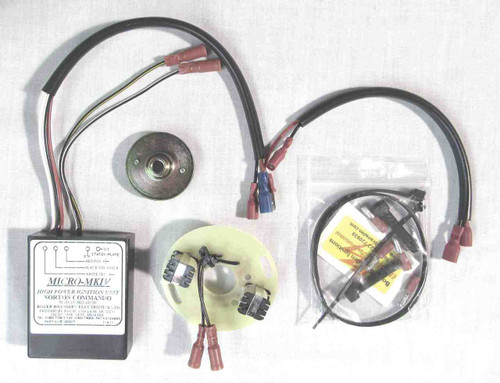NORTON ATLAS / COMMANDO BOYER BRANSDEN MKIV 12V IGNITION SYSTEM CS-3575