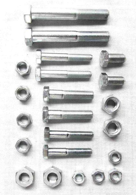 TRIUMPH TR6 / T120 ENGINE MOUNTING HARDWARE KIT 1969