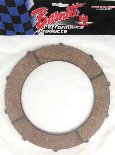 FRICTION PLATE TRIUMPH-BSA 650/750 UNIT CONSTRUCTION  (BARNETT)