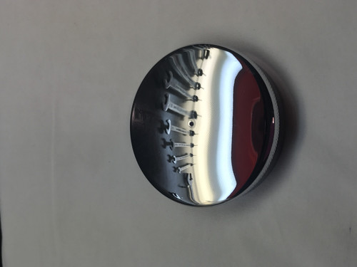 83-3875 GAS CAP, DOMED CHROME