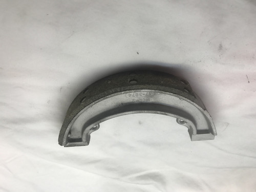 37-3925 BRAKE SHOE, LEADING, SET