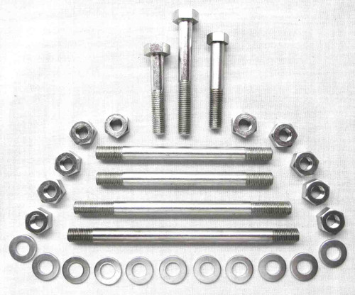 Triumph Bonneville 2010 stainless steel engine casing cover motorcycle bolts kit