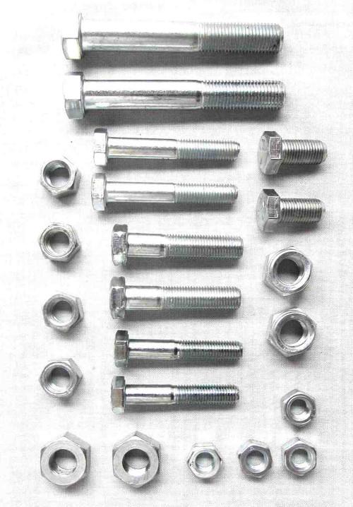 TRIUMPH 650 750 ENGINE COVER ALLEN SCREW KIT 1969-1979
