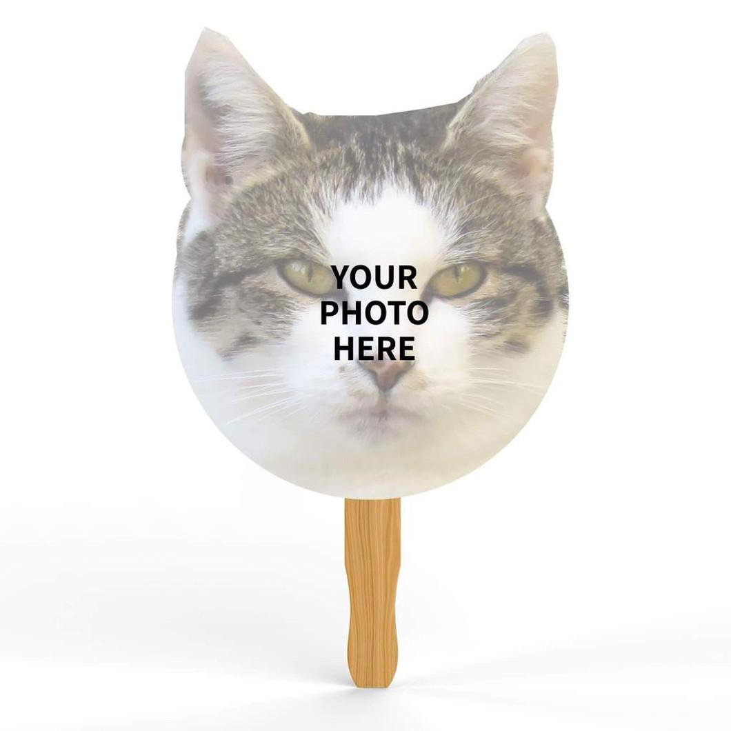 Custom Pet Head (three-pack)