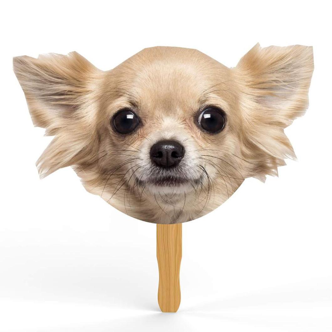 Big Head Chihuahua Cutouts
