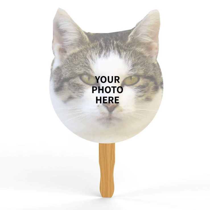 Custom Cat Head Cutouts | Take Your Cat With You Anywhere You Go
