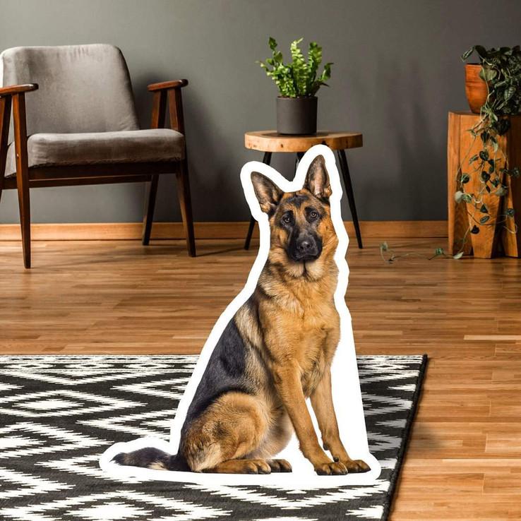 Custom Full Body Pet Cutouts