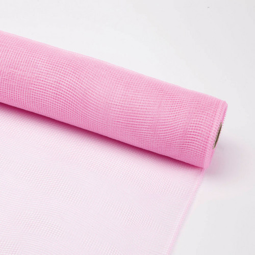 Polynet Floral Wrap by Oasis® - Baby Pink