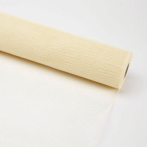 Polynet Floral Wrap by Oasis® - Cream