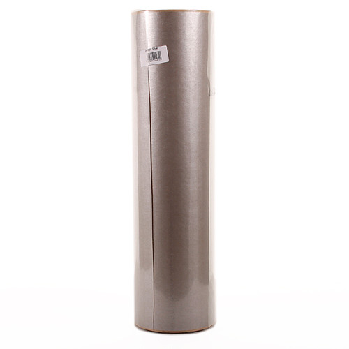 Kraft Paper Roll 50cm x 120m 3kg Silver