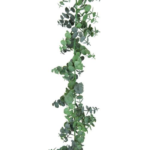 Spiral Artificial Eucalyptus Garland 180cm (bulk discount available)