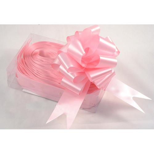 Florist Ribbon Bows 5cm Baby Pale Pink