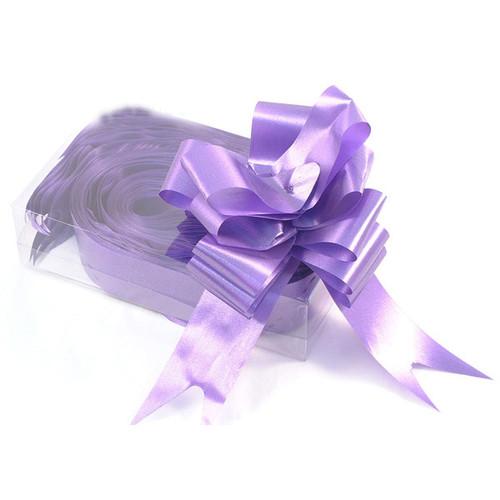 Florist Ribbon Bows 5cm Purple