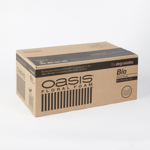 Oasis® Bio Foam Brick Biodegradable Box of 20