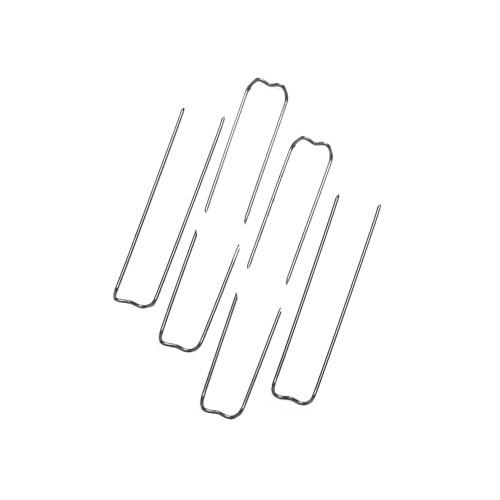 Bent Mossing Pins 1kg Pack 1cm x 4cm