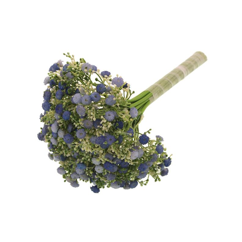 Million Star Artificial Gypsophila Blue