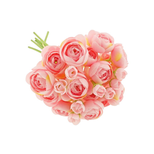 Ranunculus Bundle 8 Stems Pink