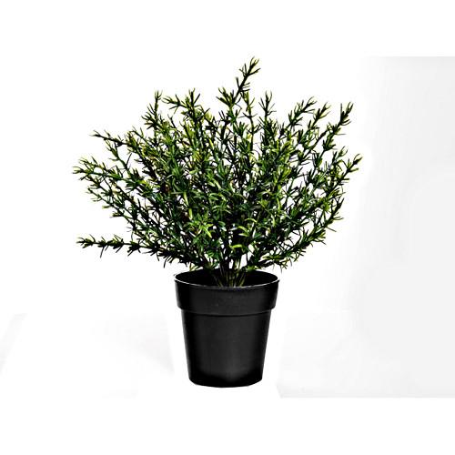 Artificial Thyme Herb Bush in a Pot