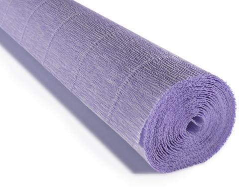 Crepe paper roll 180g (50 x 250cm) Hyacinth Blue Purple (shade 20E4)