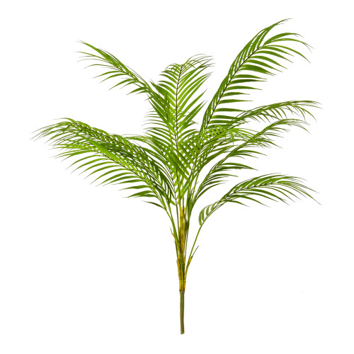 Areca Artificial Green Palm Branch 90cm