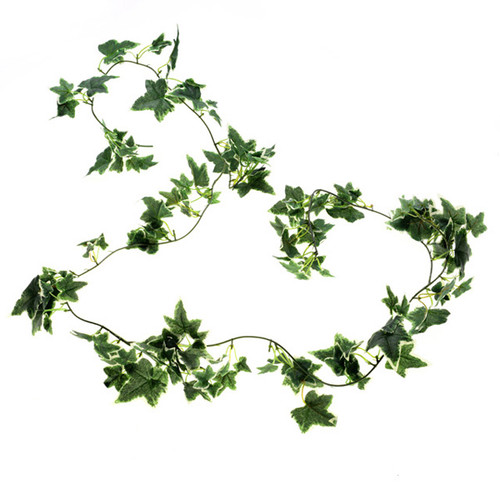 Ivy Garland Medium Leaf Variegated 180cm