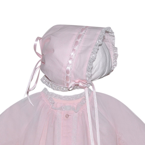 Carter Day Gown - Pink